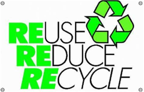 100 Ways to Save Mother Earth - Reduce, Reuse, Recycle
